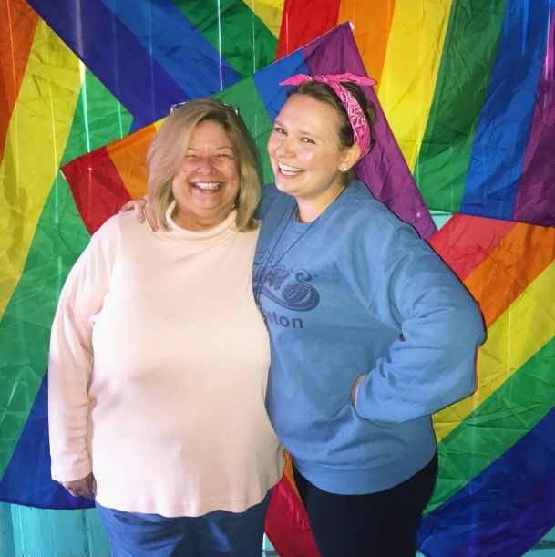 Mom Rainbow